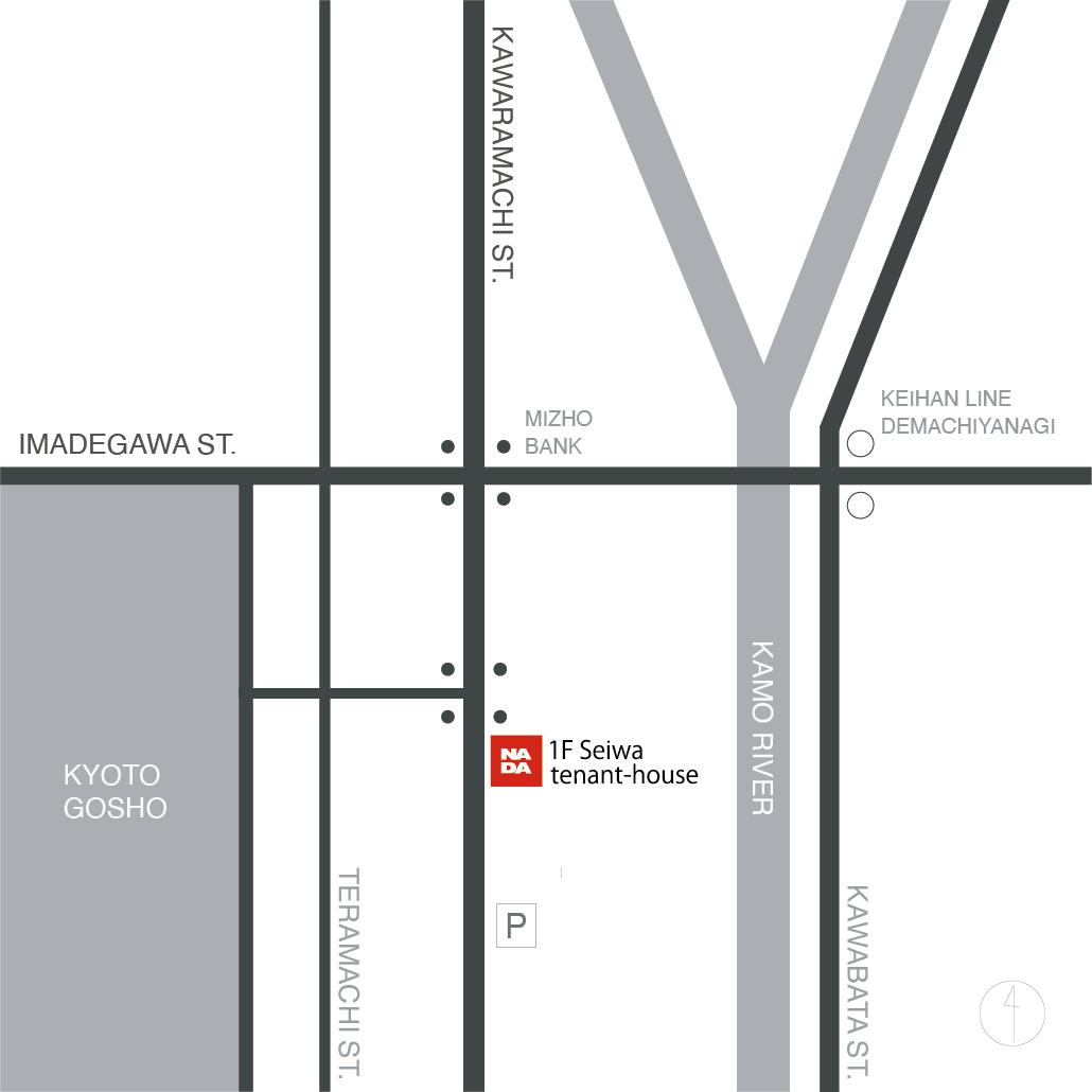 NADA Co.,Ltd MAP